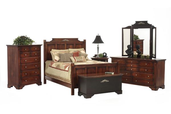 havanna bedroom set, art deco furniture, GenCraft Designs, furniture style preference quiz