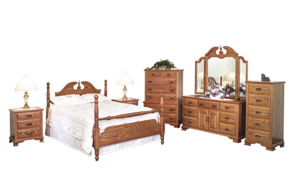 heritage bedroom set, traditional furniture, GenCraft Designs, furniture style preference quiz