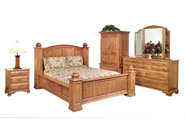 Bedroom Collections GenCraft Designs By Green Acres Furniture LTD - Oakridge bedroom furniture