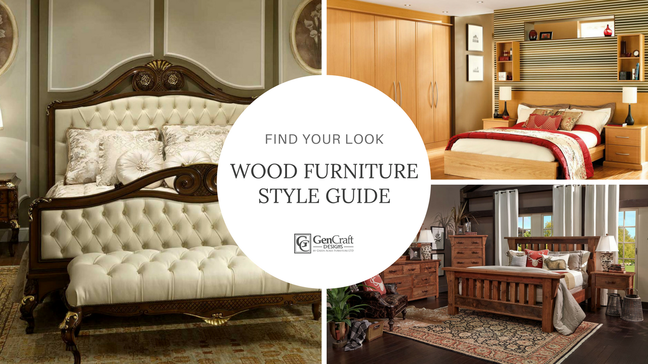Wood Furniture Style Guide: Your Furniture, Your Home, Your Style