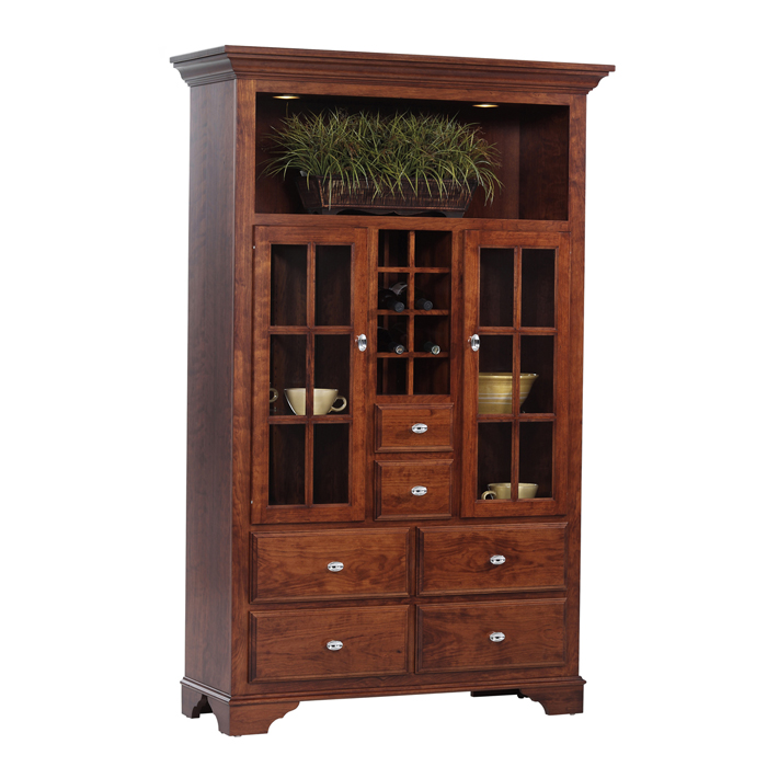 Tuscany Hutch Green Acres Furniture Ltd