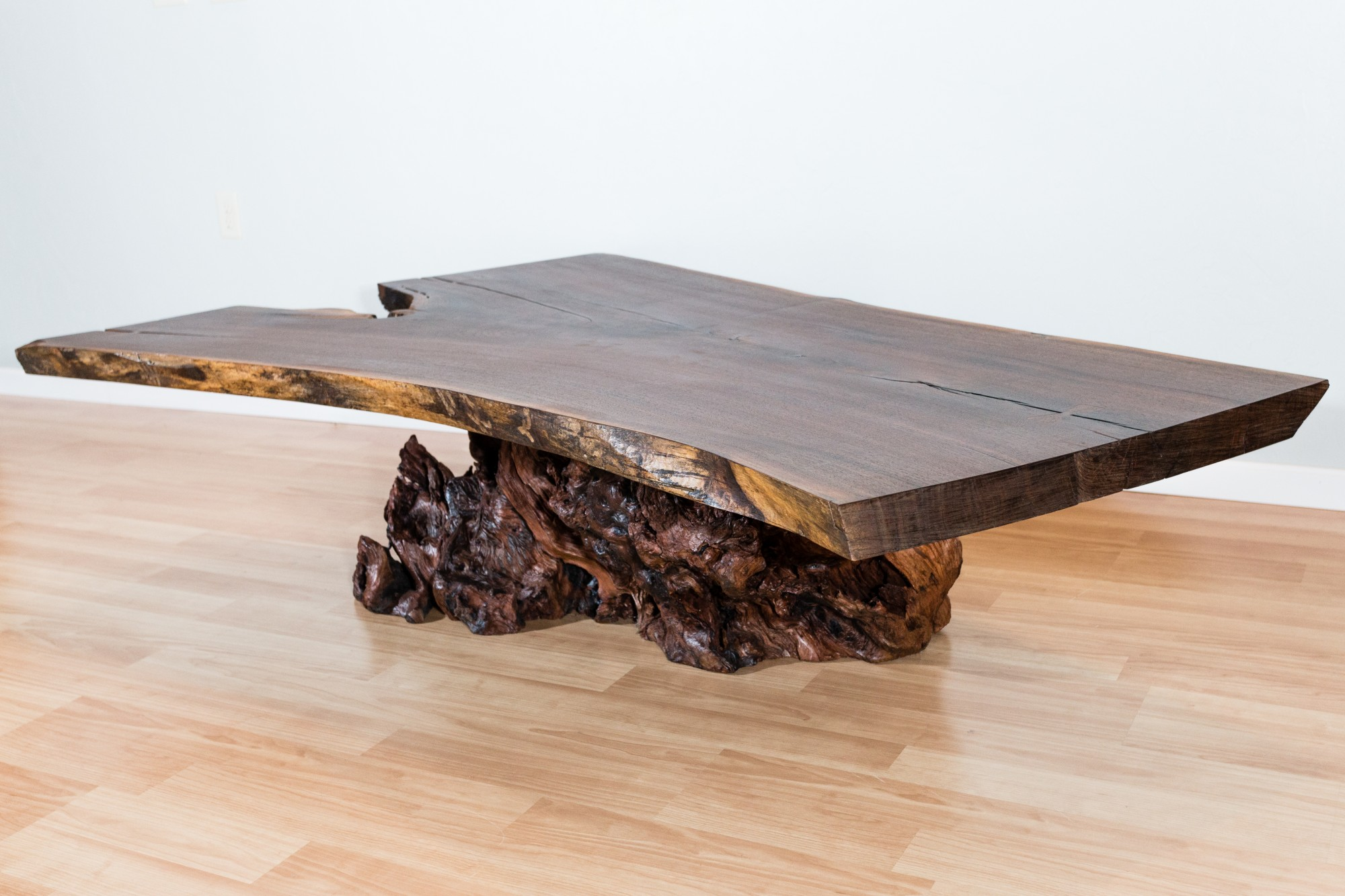 Save 10% on Live Edge Furniture at GenCraft Designs this November