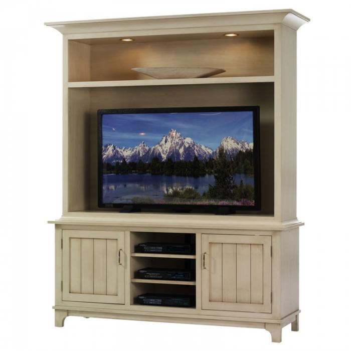 Siesta Sand Media Stand Cabinet Green Acres Furniture Ltd