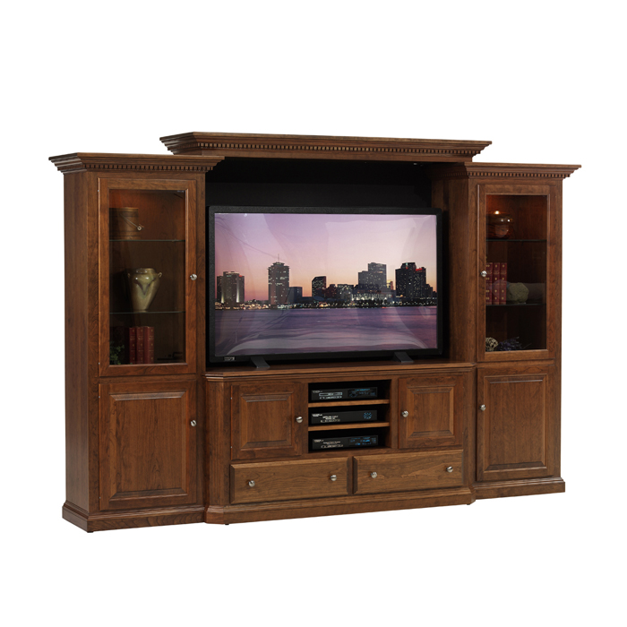 Media Wall Unit Green Acres Furniture Ltd