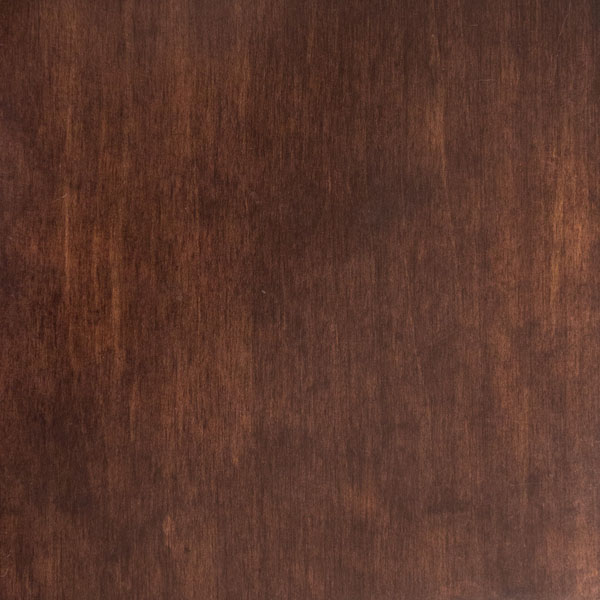 Brown Maple - Espresso Finish
