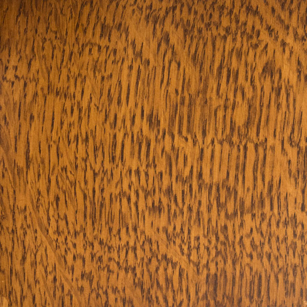 Quarter Sawn White Oak - Tanbark Finish
